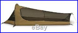 Catoma Tactical Raider Bivy Tent Coyote Brown With Ground Sheet