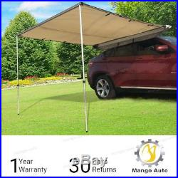 Catuo Tent Awning Rooftop Shelter SUV Truck Car Camping Outdoor 2018 New