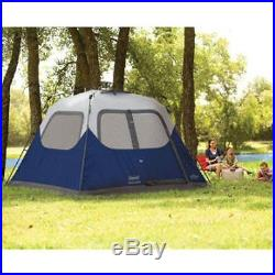 Coleman 10' x 9' 6-person Instant WeatherTec Tent withCarry bag, OBO, BRAND NEW