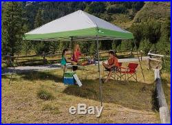 Coleman 12 x 12 Wide Base Instant Canopy. Outdoor Camping NEW