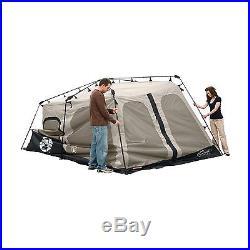 Coleman 2000018295 8-Person Instant Tent Black (14x10 Feet)