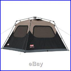 Coleman 6-person Instant Cabin Outdoor Tent Camping Backpacking new