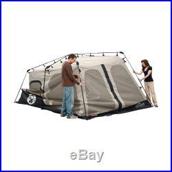 Coleman 8-Person Instant Tent 14x10 Black Coleman New
