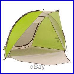 Coleman Compact Shade Shelter Tent Sport Beach Picnic Camping Sun UV Protection