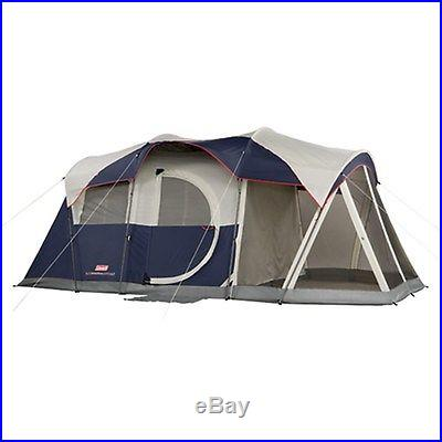 Coleman Elite Weathermaster 6-Person Screened Dome Tent