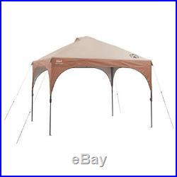 Coleman Instant Easy 10x10 Foot Canopy with LED Lighting System NEW