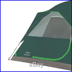 Coleman Maumee WeatherTec Waterproof 8 Person Family 12' x 11' Dome Camping Tent