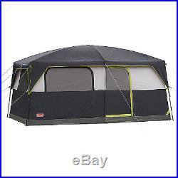 Coleman Signature Prairie Breeze 9-Person Cabin Tent 14x10