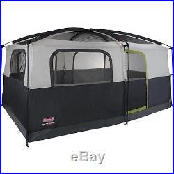 Coleman Tent 14X10 Prairie Breeze Led/Fan 2000008055
