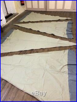 De Waard Albatros Dutch Canvas Tent with Rare Inner Tent