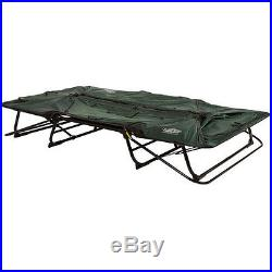 Double Cot Tent Camping Sleeping Bed Shelter Folding Hiking Outdoor Portable