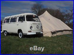 DubPod Drive Away Camper Van / VW Canvas Awning by Bell ...