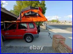 EZ Lite Campers Roof Top Tent 2-3 person for SUV's, Cars, Trucks, Vans, and more