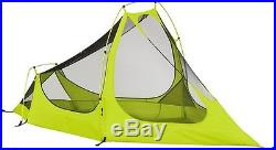 Eureka EU28314 Spitfire Backcountry Tent 1 Person Lime Punch/Gray 18.1 Sq Ft