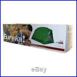 Eureka Timberline 4 Tent A Frame Family Camping Tent 4 Person Sleeping Green NEW