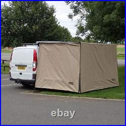 Expedition Pull-out 2mx2m Granite Grey Vehicle Side Awning