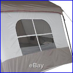 Family Camping Tent 8 Person Hiking Outdoor Hiking Instant Cabin Trail Shelter