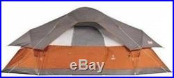 Family Size Tent Large Coleman 1-3 Privacy Rooms Outdoor Gear Camping Sleeps 8