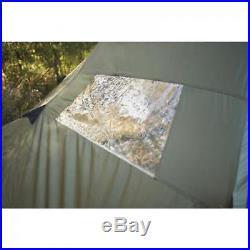 Family Teepee Tent 18'x18' Sleeps 10-12 People, Green Guide Gear