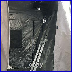 Forest Green Annex Room Addon for Direct4x4 Pathseeker Roof Top Tent