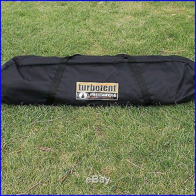 Free Stander 4 Man turbo tent, 4 season tent, Pop up tent