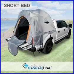 Full Size Pickup Truck Bed Tent Short Bed 5.5-5.8ft Camping Outdoor Waterproof