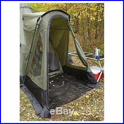 GUIDE GEAR Deluxe Teepee Tent 14 x 14 Outdoor Hunt Camp Outdoor Weatherproof
