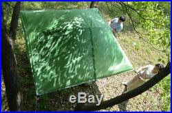 Hanging Camping Tent Durable Canopy Tree Tents Waterproof Outdoor Sleep Shelter