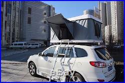Hard Shell Roof Top Tent Car Truck Camping Car Top Auto Tent 2-3 Person Tent Box