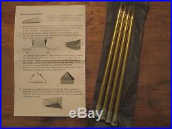 Henry Shires Tarptent Contrail with tyvek groundsheet and seam sealed