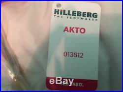 Hilleberg Akto 1-Person Camping Tent