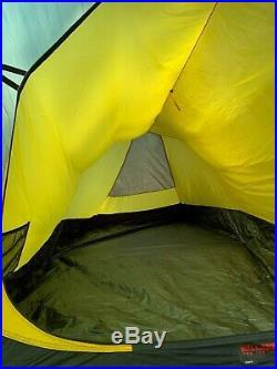 Hilleberg Anjan 2 Tent. 3 Season, 2 Person. Green. Backpacking, Hiking, Hunting