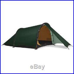 Hilleberg Anjan 2 Tent, Green, 3-Season (Excellent condition) PLUS FOOTPRINT