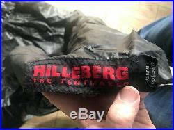 Hilleberg Jannu Tent withFootprint