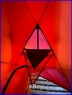 Hilleberg Jannu Two Person 4 Season Tent Extremely Well Made Great Condition