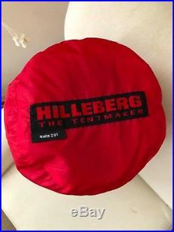 Hilleberg Nallo GT 2 Person Tent (Red)