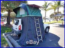 Huracan Roof top tent + annex included