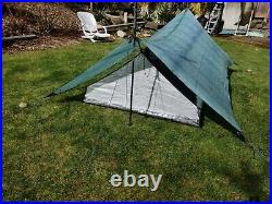 Hyperlite Mountain Gear Echo 2 Shelter Sys tarp tent HMG DCF Zpack Poles