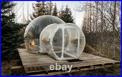 Inflatable Bubble House Outdoor Bubble Tent For Camping PVC Tree Tent Igloo Set