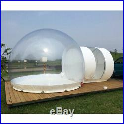 Inflatable Eco Home Tent House Luxury Dome Camping Party Event Cabin Air Bubble