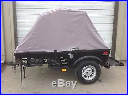 Jeep Off Road Camp Trailer