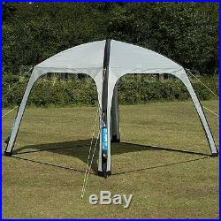 Kampa Dometic Air Shelter 300 Inflatable Gazebo Event Shelter + detachable sides