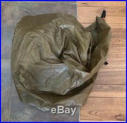 Kifaru Sawtooth Tent/Tipi With Liner And Bug Netting