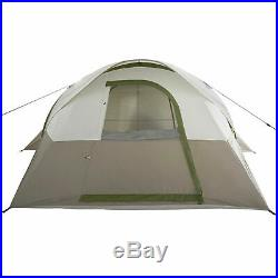 Large 16 Person Family Dome Camping Tent Outdoor Hiking Shelter Room Divider