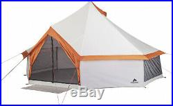Large 8 Person Yurt Camping Family Outing Music Festival Tent Easy Set Up