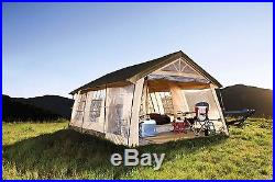 Large Camping Cabin Tent Hiking Family 10 Person Hunting Front Porch 2 Rooms XL