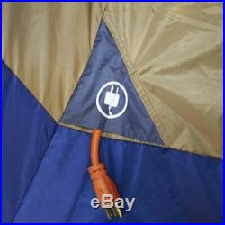 Large Camping Tent Base Camp 14 Person Room Entrance Window Storage Hiking Huge