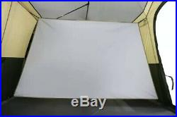 Large Family Camping 12 Person Ozark Trail Hazel Creek Outdoor Cabin Tent