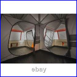 Large Instant Tent Family Camping Travel Hiking Shelter Outdoor 16x16 Portable
