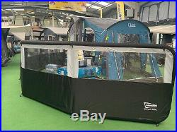 Leisurewize Airbreak 8000 Caravan Motorhome Air 5 Panel Windbreak NEW 2020